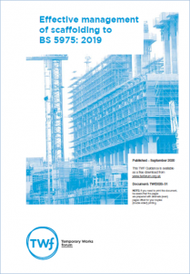 effective management of scaffolding