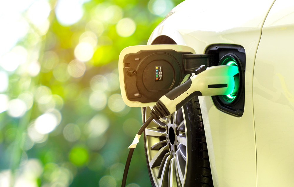 construction companies electric cars