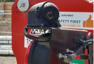 warning cameras